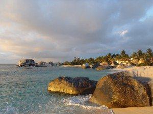 Batu Beach Sunset
