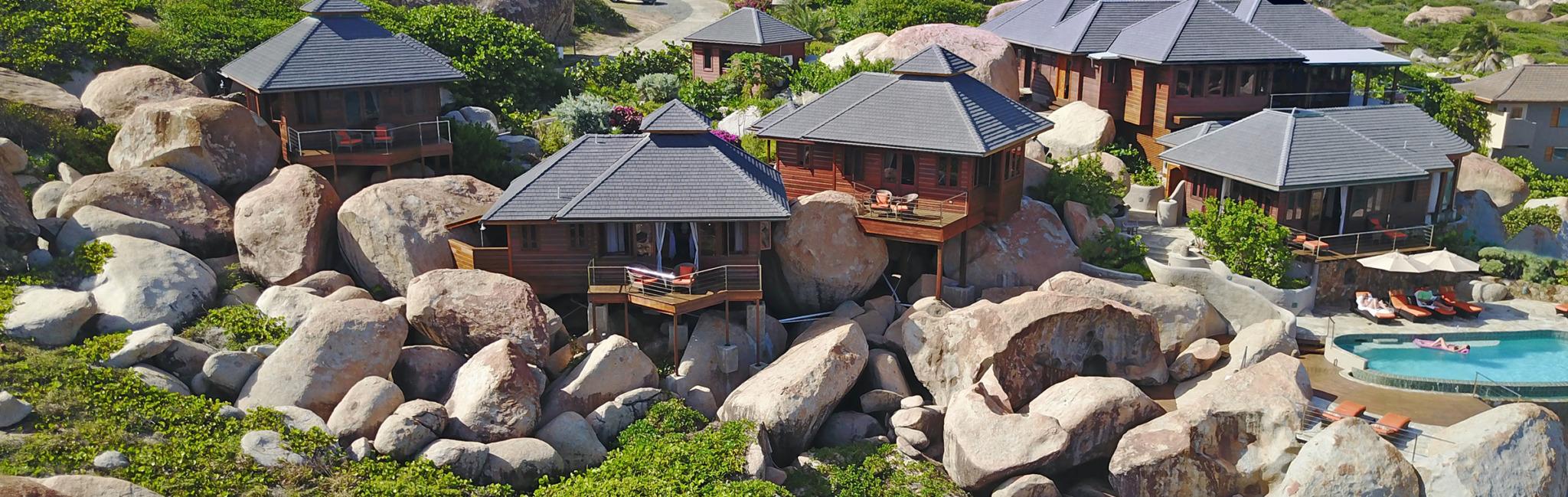 4 luxury suites at the batu villa